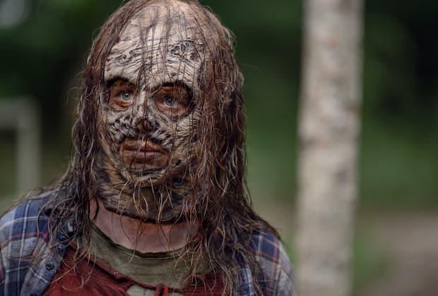 عکس های گاما فصل دهم The Walking Dead (مردگان متحرک) با نقش آفرینی تورا برچ