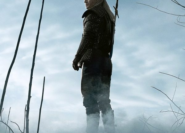 عکس های فیلم Witcher : کاور سریال Witcher