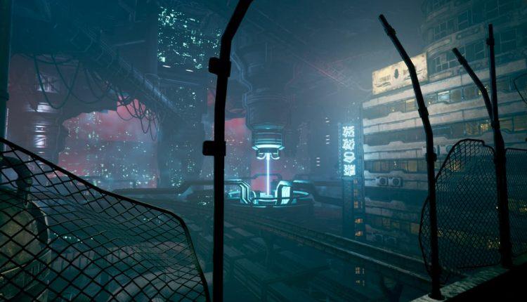معرفی Ghostrunner در گیمزکام 2019