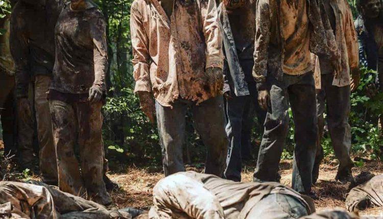 عکس از فصل 10 سریال واکینگ دد