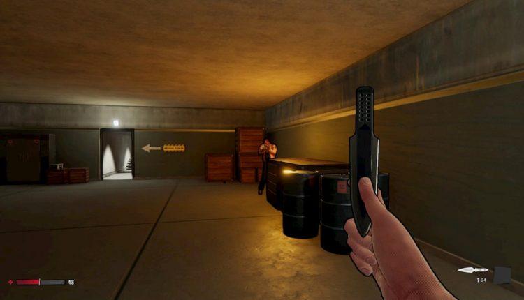 عکسی از بازی XIII