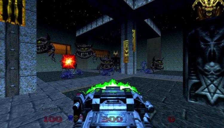 عکس های Doom 64