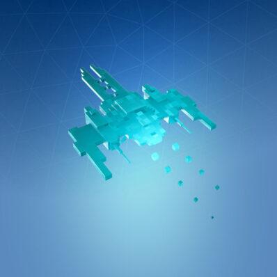Pixel Pilot Blue Style