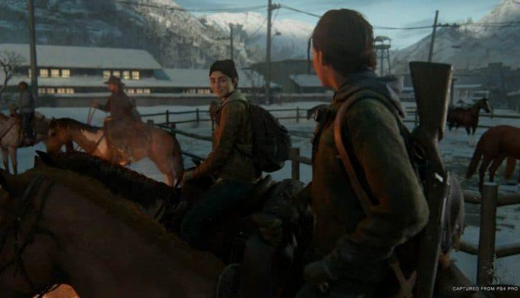 عکس های نسخه PS4 Pro بازی The Last of Us 2