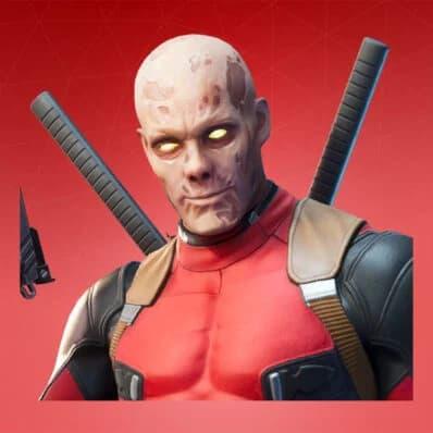 Deadpool (Unmasked)