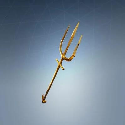 Aquaman's Trident