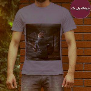 خرید طرح اول از تی شرت طرح گیمینگ الی بازی The Last of Us به صورت اینترنتی و آنلاین از فروشگاه سایت پلی مگ با قیمت بسیار مناسب