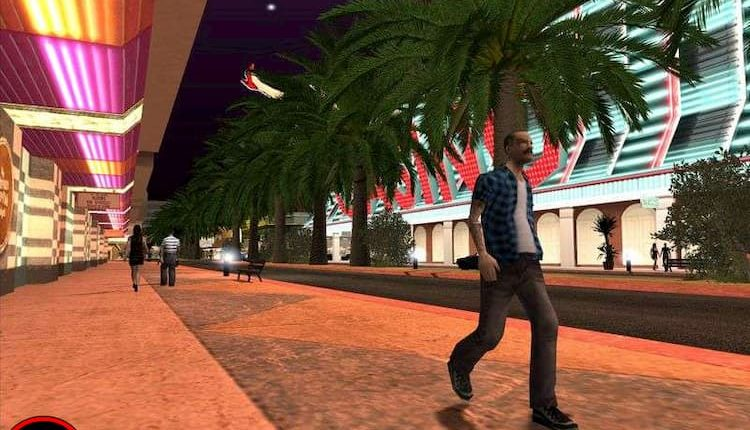 تصاویری از ماد Ultimate Graphic برای GTA SA - تصویر سوم