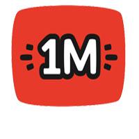 بیش از یک میلیون بازدیدکننده در ماه